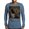 Eye of the Tiger Mens Long Sleeve T-Shirt