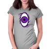 Eye of the Void Womens Fitted T-Shirt