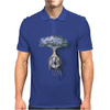 Eyeball tree Mens Polo