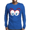 Eyes Gift Or Stocking Filler Mens Long Sleeve T-Shirt