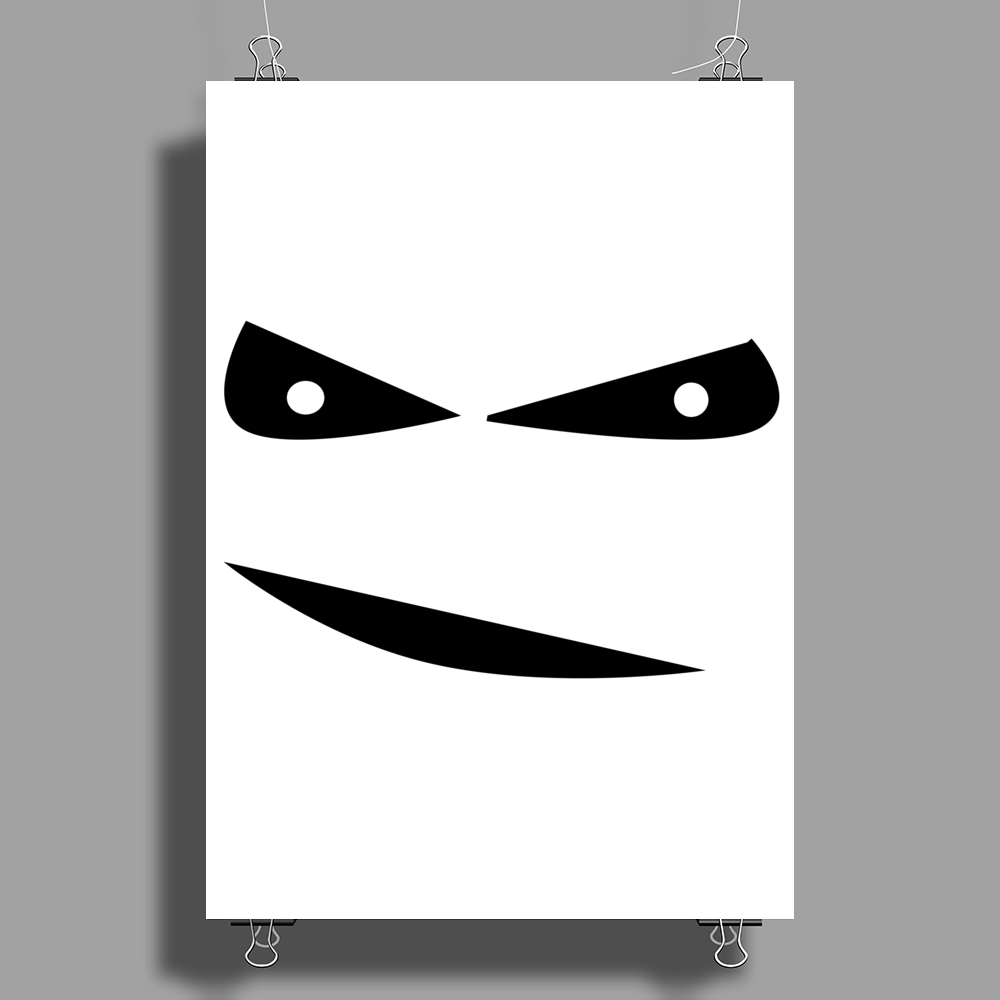 Eyes Poster Print (Portrait)