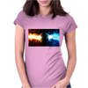 eyes Womens Fitted T-Shirt
