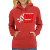 f you're not first you're last Womens Hoodie