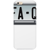 FA-Q LICENSE PLATE Phone Case