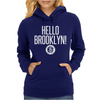 Fabolous Hello Brooklyn Womens Hoodie