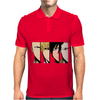 face friends Mens Polo