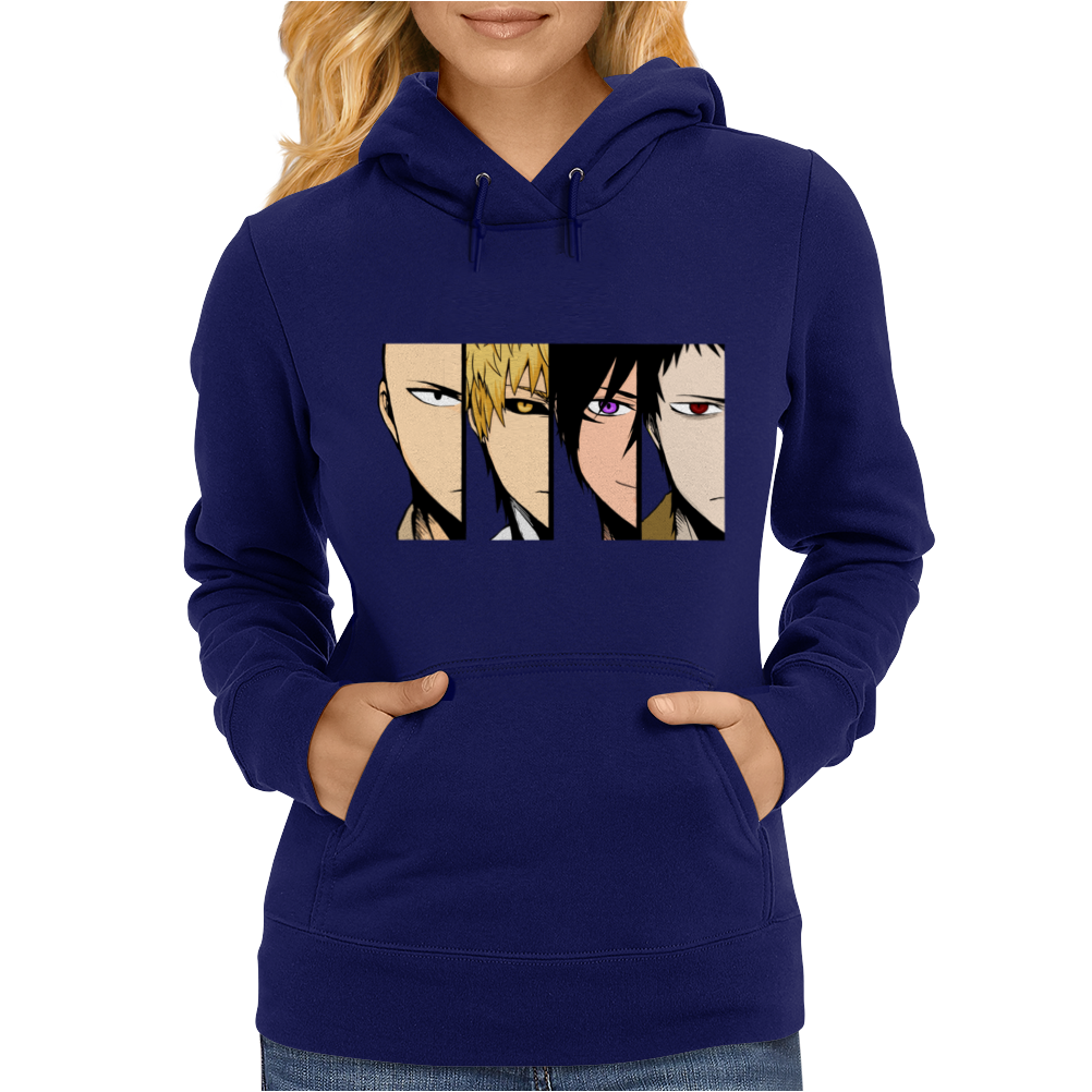 face friends Womens Hoodie