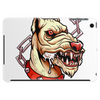 Face Mad Angry Dog Tablet
