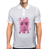 Face Pink Mens Polo