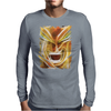 face villain Mens Long Sleeve T-Shirt