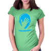 Facepalm Womens Fitted T-Shirt