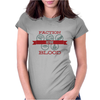 Faction Before Blood Womens Fitted T-Shirt