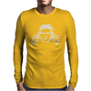 Factory Records Use Hearing Protection Mens Long Sleeve T-Shirt