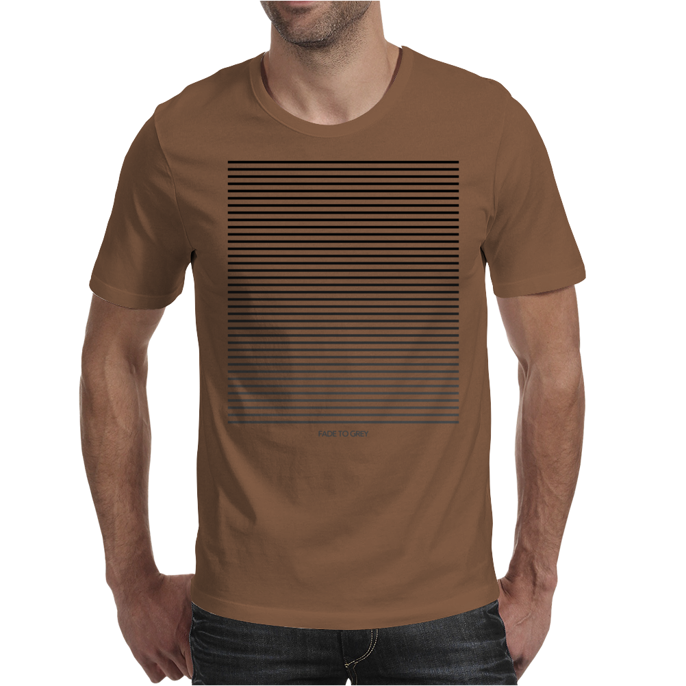 Fade to grey Mens T-Shirt