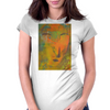 Fading Memory Womens Fitted T-Shirt