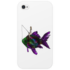Faerie Fishing on a Fish Phone Case
