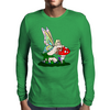 Faerie Mens Long Sleeve T-Shirt
