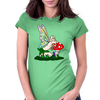 Faerie Womens Fitted T-Shirt