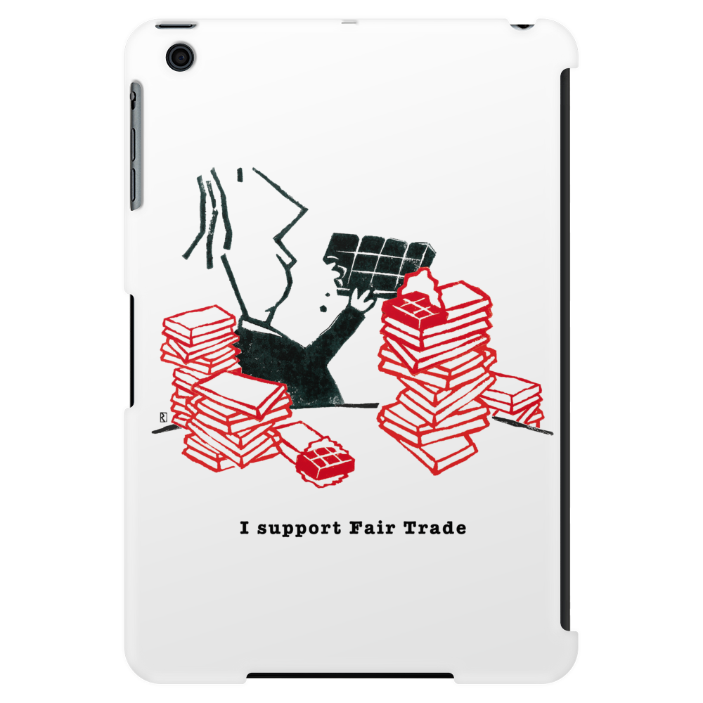 Fair Trade Tablet (vertical)