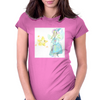 FairyGod Mother Womens Fitted T-Shirt