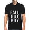 Fall Out Boy Mens Polo