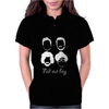 Fall Out Boy Silhouette Faces Womens Polo