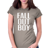 Fall Out Boy Womens Fitted T-Shirt