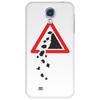 Falling Rocks Phone Case