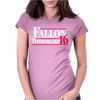 Fallon Timberlake 16 Womens Fitted T-Shirt
