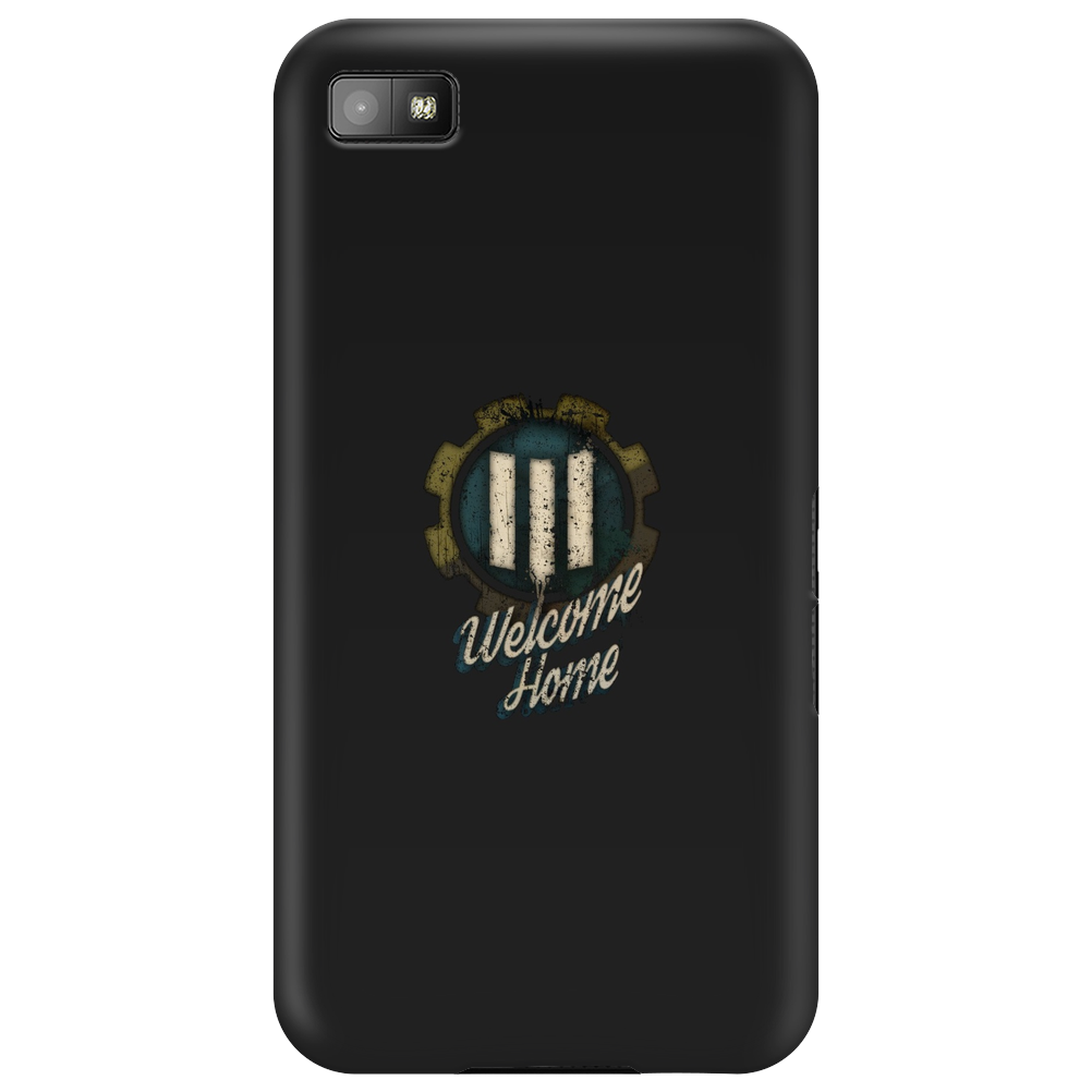 Fallout 4 Welcome Home Phone Case