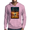 Fallout Four  poster Mens Hoodie