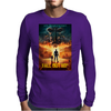 Fallout Four  poster Mens Long Sleeve T-Shirt