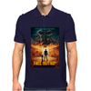 Fallout Four  poster Mens Polo