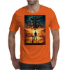 Fallout Four  poster Mens T-Shirt