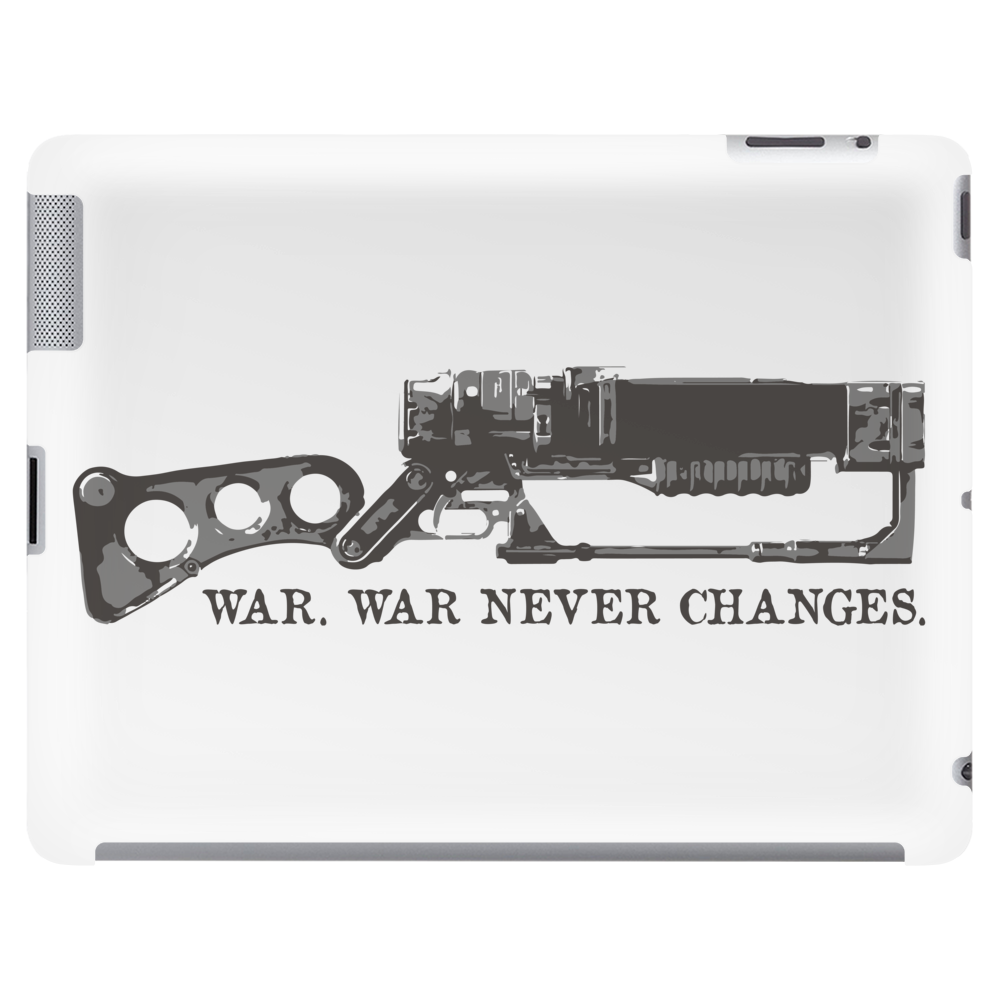 Fallout Laser Rifle Tablet