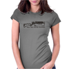 Fallout Laser Rifle Womens Fitted T-Shirt