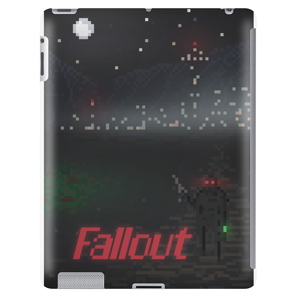 Fallout Pixel Tablet