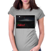 Fallout Pixel Womens Fitted T-Shirt