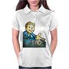 Fallout Vault boy Womens Polo