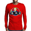 Fallout, Vault Hunter Mens Long Sleeve T-Shirt