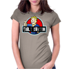 Fallout, Vault Hunter Womens Fitted T-Shirt