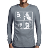 Famous Legendary Beatles Music Mens Long Sleeve T-Shirt