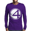 Fantastici 4 La Mens Long Sleeve T-Shirt