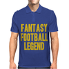 Fantasy Football Legend Mens Polo