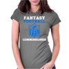 Fantasy FootballCommissioner Womens Fitted T-Shirt