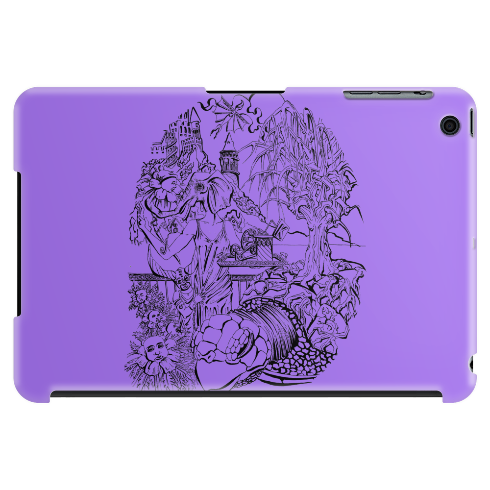 Fantasy World Tablet (horizontal)