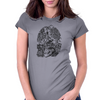Fantasy World Womens Fitted T-Shirt