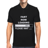 Fart Loading Mens Polo