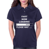 Fart Loading Womens Polo