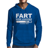 Fart Now Loading Mens Hoodie
